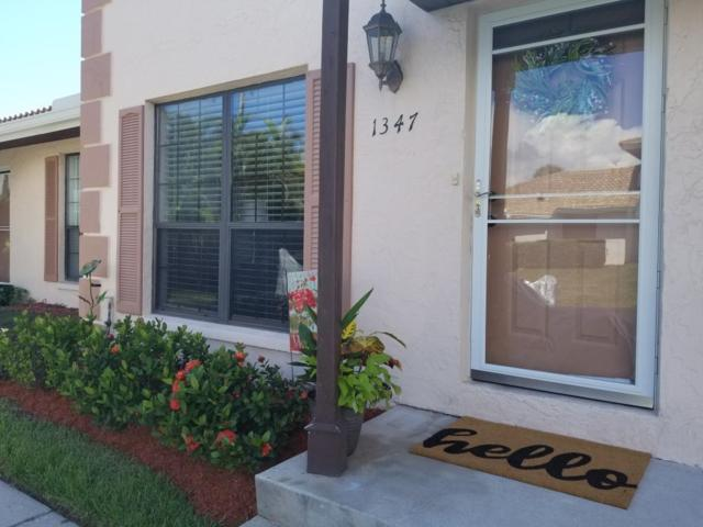 1347 S Delbrook Way #2, Marco Island, FL 34145 (MLS #2171918) :: Clausen Properties, Inc.