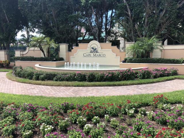 970 Cape Marco Drive #1504, Marco Island, FL 34145 (MLS #2181674) :: Clausen Properties, Inc.