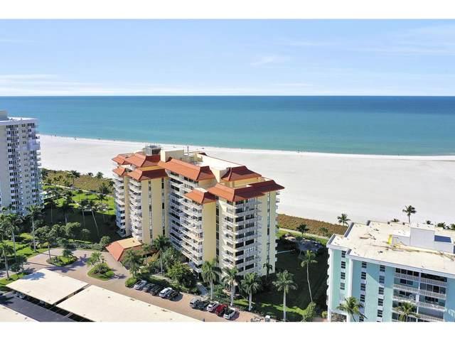 180 Seaview Court #606, Marco Island, FL 34145 (MLS #2200367) :: Clausen Properties, Inc.