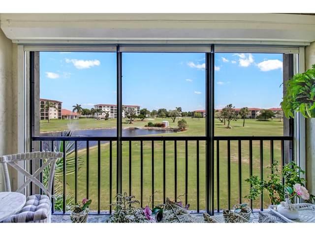 49 High Point S Circle #208, Naples, FL 34103 (MLS #2201131) :: Clausen Properties, Inc.