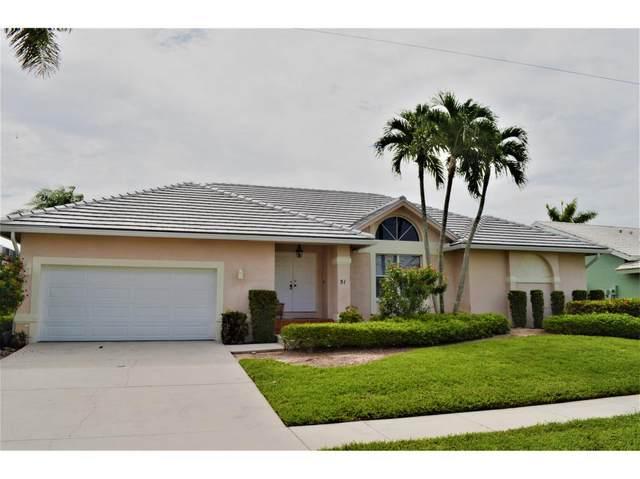 51 Hickory Court, Marco Island, FL 34145 (MLS #2201266) :: Clausen Properties, Inc.