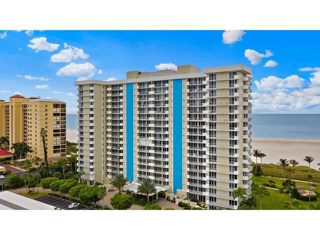 140 Seaview Court 1105N, Marco Island, FL 34145 (MLS #2202370) :: Clausen Properties, Inc.