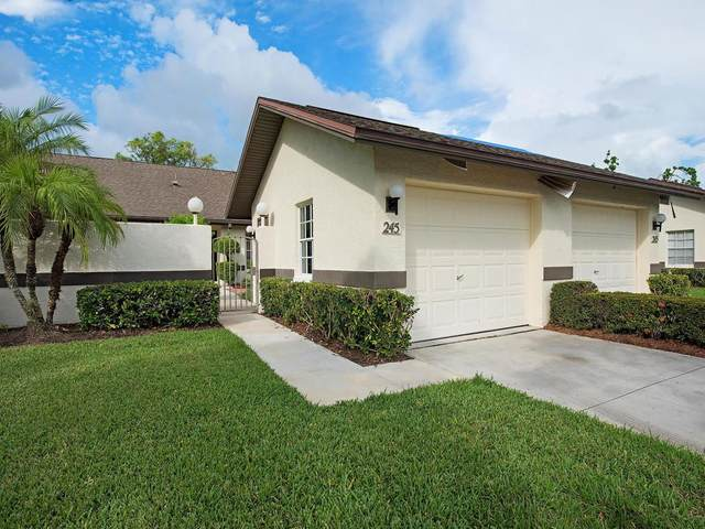 245 Deerwood Circle, Naples, FL 34113 (MLS #2210566) :: Clausen Properties, Inc.