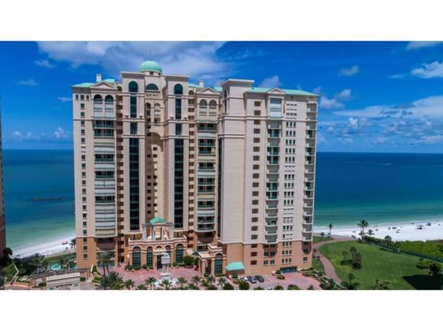 960 Cape Marco Drive #802, Marco Island, FL 34145 (MLS #2192614) :: Clausen Properties, Inc.