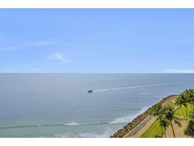 980 Cape Marco Drive #805, Marco Island, FL 34145 (MLS #2200314) :: Clausen Properties, Inc.