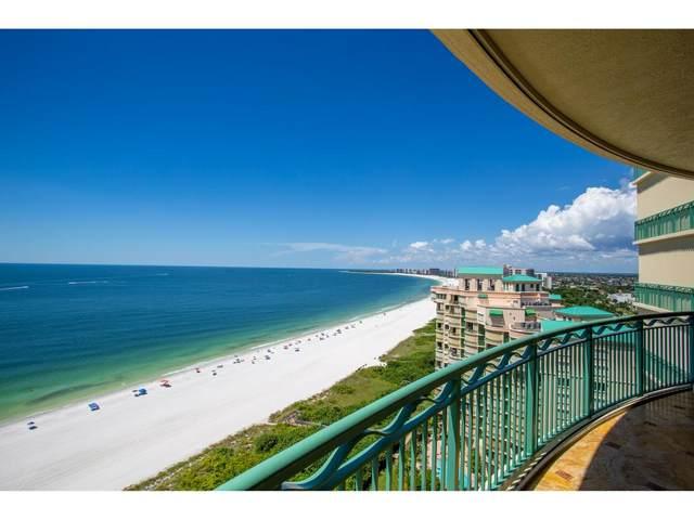 940 Cape Marco Drive #1805, Marco Island, FL 34145 (MLS #2201875) :: Clausen Properties, Inc.