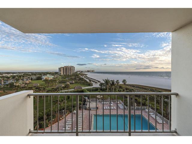 58 N Collier Boulevard #607, Marco Island, FL 34145 (MLS #2180826) :: Clausen Properties, Inc.