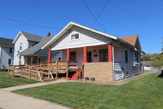 824 Oak Grove Ave, Marion, OH 43302 (MLS #55051) :: MORE Ohio