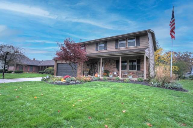 925 Loire Valley Drive, Marion, OH 43302 (MLS #55080) :: MORE Ohio