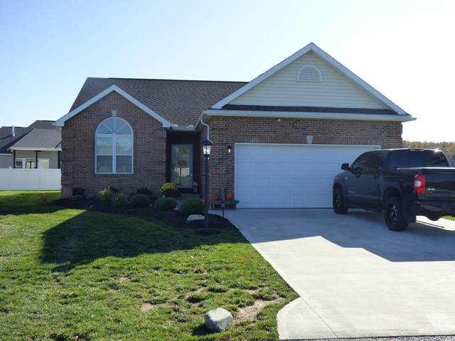 720 Bay Hill Ct, Marion, OH 43302 (MLS #55093) :: MORE Ohio