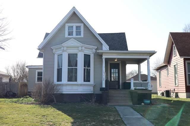 314 S 8th St, Upper Sandusky, OH 43351 (MLS #55321) :: MORE Ohio