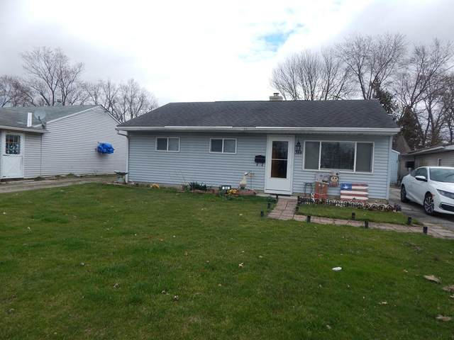 344 Franconia Ave, Marion, OH 43302 (MLS #55337) :: MORE Ohio