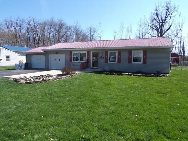 1193 S Holverstott, Marion, OH 43302 (MLS #55345) :: MORE Ohio