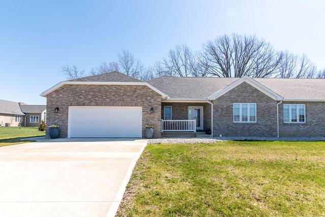 1581 Eagle Links Drive, Marion, OH 43302 (MLS #55349) :: MORE Ohio