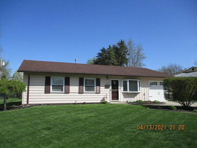 1002 Chateau Drive, Marion, OH 43302 (MLS #55390) :: MORE Ohio