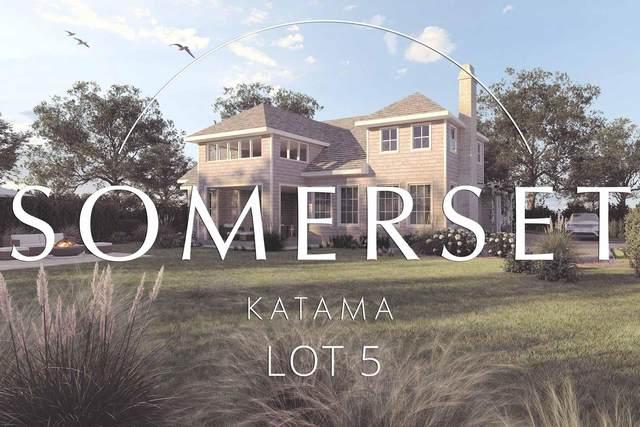 268 Katama Road Lot 5, Edgartown, MA 02539 (MLS #32100465) :: Cape & Islands Realty Advisors