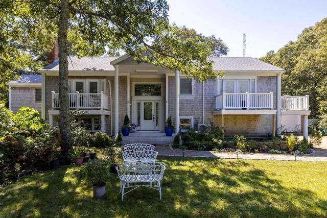 110 Clover Hill Drive, Vineyard Haven, MA 02568 (MLS #32100005) :: Cape & Islands Realty Advisors