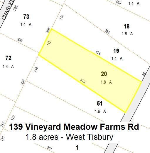 139 Vineyard Meadow Farms Road, West Tisbury, MA 02575 (MLS #32100405) :: Cape & Islands Realty Advisors