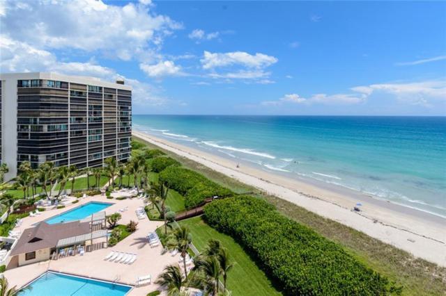 8880 S Ocean Drive #1002, Jensen Beach, FL 34957 (#M20006363) :: Keller Williams