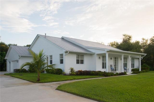 1139 NE Bayside Place, Jensen Beach, FL 34957 (#M20007208) :: Keller Williams
