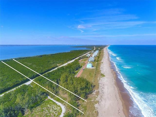 0 S Ocean Drive, Hutchinson Island, FL 34949 (#M20022610) :: Realty One Group ENGAGE
