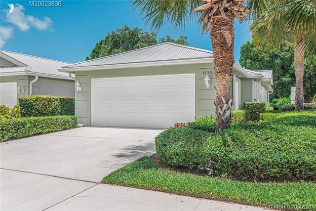 1535 SW Springfield Court, Palm City, FL 34990 (#M20023836) :: Realty One Group ENGAGE