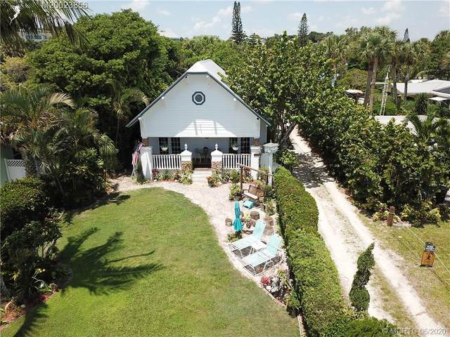 4304 NE Indian River Drive, Jensen Beach, FL 34957 (#M20023856) :: Realty One Group ENGAGE
