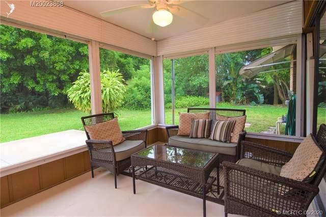 3015 NE Lake Avenue, Jensen Beach, FL 34957 (#M20023868) :: Realty One Group ENGAGE