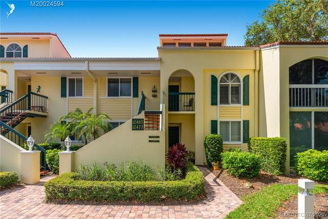 12485 NW Harbour Ridge Boulevard 1-8, Palm City, FL 34990 (#M20024594) :: Realty One Group ENGAGE