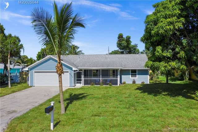 2172 NE 21st Avenue, Jensen Beach, FL 34957 (#M20025044) :: Realty One Group ENGAGE