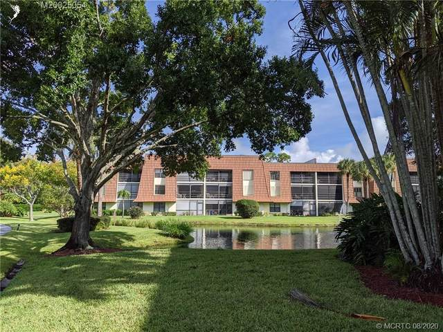 3100 SE Pruitt Road B207, Port Saint Lucie, FL 34952 (#M20025054) :: Realty One Group ENGAGE