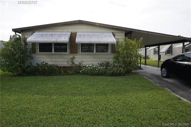 7878 SE Continental Drive, Hobe Sound, FL 33455 (#M20025767) :: Realty One Group ENGAGE