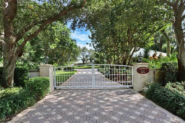 76 S Sewalls Point Road, Sewalls Point, FL 34996 (#M20025777) :: Realty One Group ENGAGE