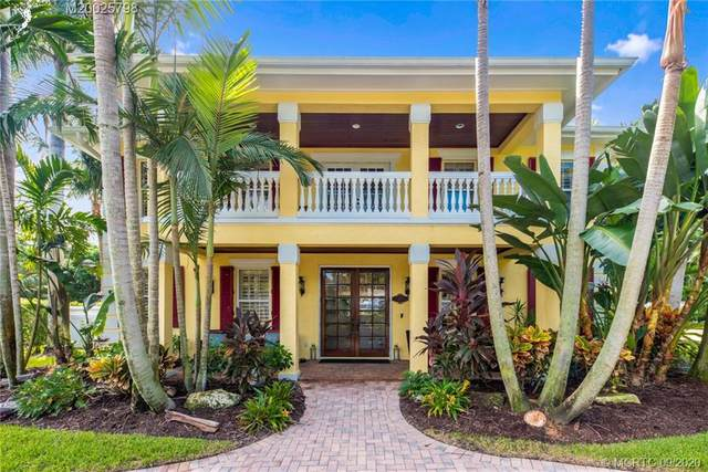 119 Hillcrest Drive, Stuart, FL 34996 (#M20025798) :: Realty One Group ENGAGE