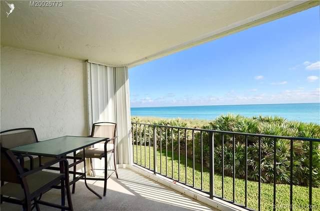 9400 S Ocean Drive 204B, Jensen Beach, FL 34957 (#M20026773) :: Realty One Group ENGAGE