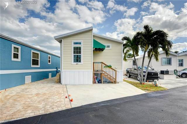 10701 S Ocean Drive #655, Jensen Beach, FL 34957 (#M20027529) :: Realty One Group ENGAGE