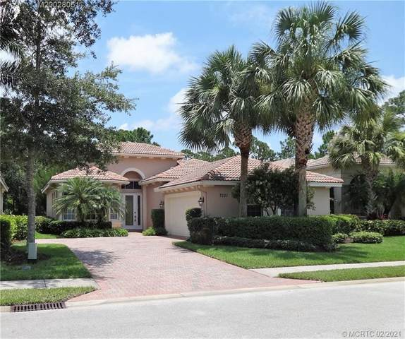 7221 Maidstone Drive, Port Saint Lucie, FL 34986 (#M20028051) :: Realty One Group ENGAGE