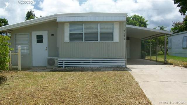 7730 SE Eagle Avenue, Hobe Sound, FL 33455 (#M20025041) :: Realty One Group ENGAGE