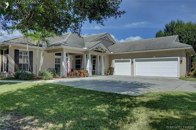21 Castle Hill Way, Sewalls Point, FL 34996 (#M20025457) :: Realty One Group ENGAGE