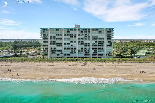 9940 S Ocean Drive #904, Jensen Beach, FL 34957 (#M20027533) :: Realty One Group ENGAGE