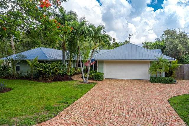 8 Palm Road, Sewalls Point, FL 34996 (#M20024889) :: Realty One Group ENGAGE