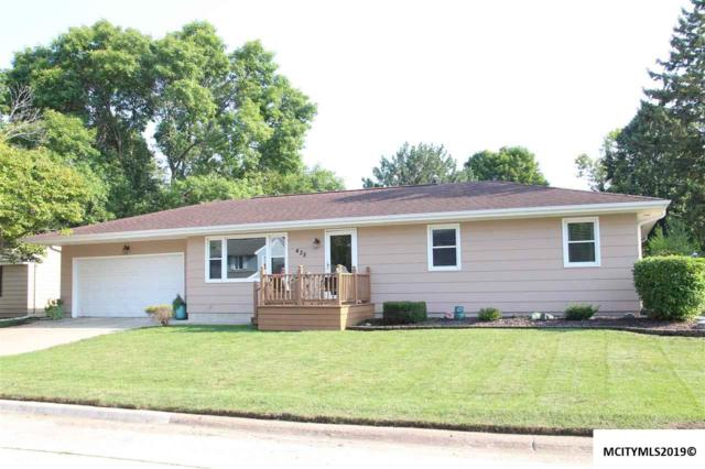 435 20th Sw, MASON CITY, IA 50401 (MLS #190168) :: Jane Fischer & Associates