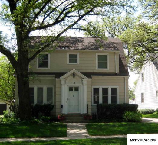 647 9th Ne, MASON CITY, IA 50401 (MLS #190204) :: Jane Fischer & Associates