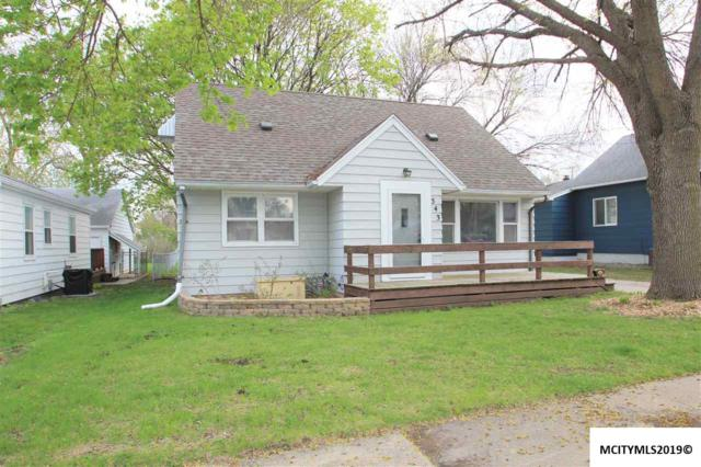 543 18th Se, MASON CITY, IA 50401 (MLS #190342) :: Jane Fischer & Associates