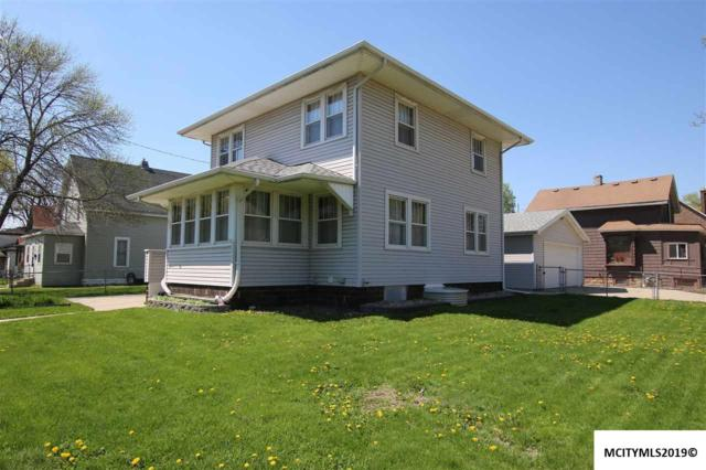 224 6th Se, MASON CITY, IA 50401 (MLS #190362) :: Jane Fischer & Associates