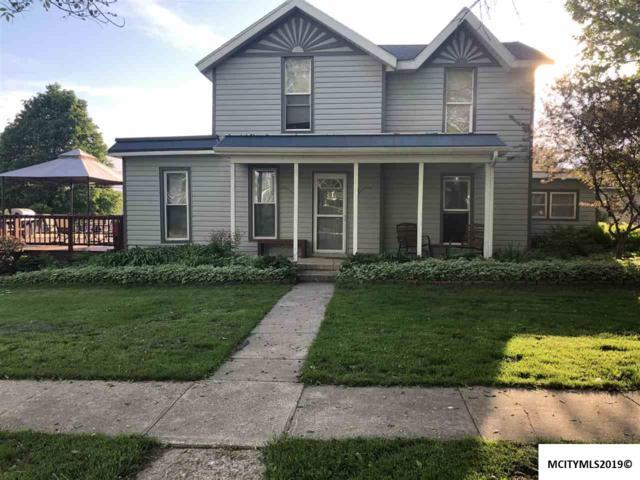112 S Iowa Ave, NORA SPRINGS, IA 50458 (MLS #190495) :: Jane Fischer & Associates