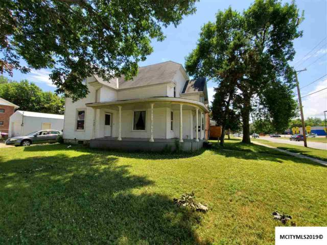 117 N Monroe, MASON CITY, IA 50401 (MLS #190648) :: Jane Fischer & Associates