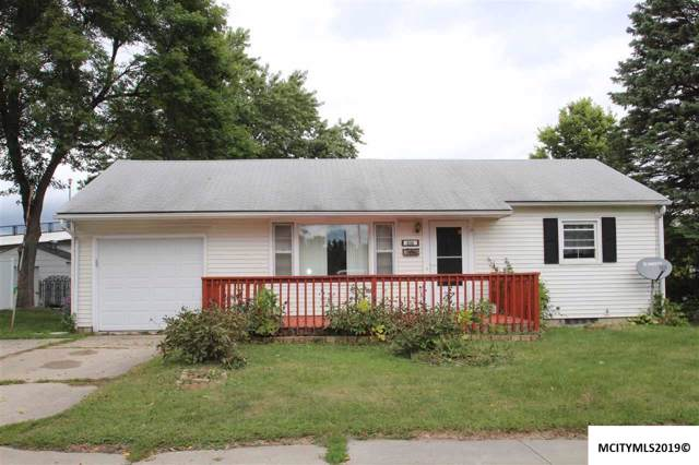 630 11th Nw, MASON CITY, IA 50401 (MLS #190851) :: Jane Fischer & Associates