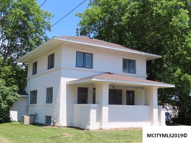 114 4th Nw, MASON CITY, IA 50401 (MLS #190923) :: Jane Fischer & Associates