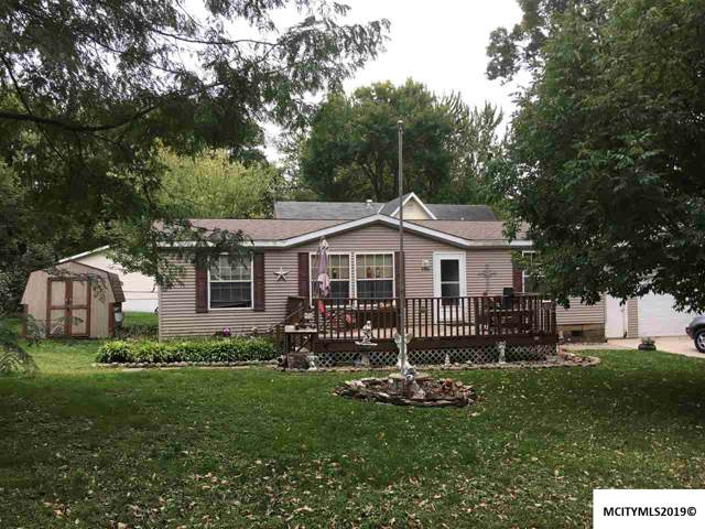 105 N Gaylord Ave, NORA SPRINGS, IA 50458 (MLS #190933) :: Jane Fischer & Associates